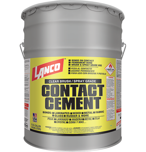 Contact Cement Red