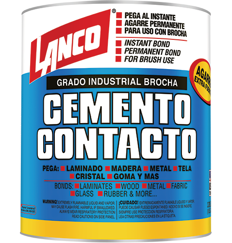 Cement Contact